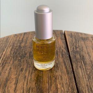 NWT Burt's Bees Facial Oil
